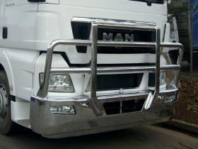 MAN TGX 26-480-FUPS bullbar