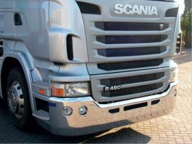 SCANIA R480 FUPS custom built bumper bar