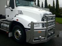 Mack Granite FUPS hi-tensile aluminium bull bar