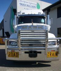 Mack Superliner Fups Road Train Hi-tensileAlloy Bullbar