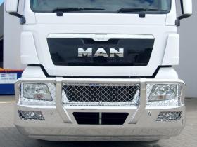 MAN TGX Low-Profile Fups-Bullbar