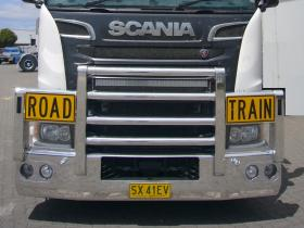 Scania R620 Fups Road Train Custom Bullbar