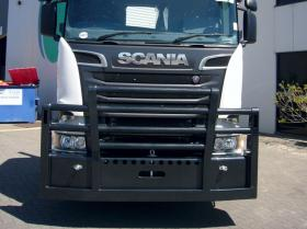 Scania Powder Coated FUPS bullbar