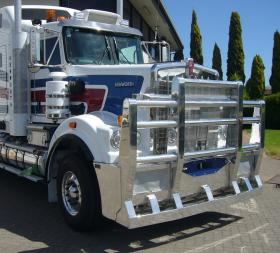 Kenworth KW C509 Fups Road Train Bullbar      #11