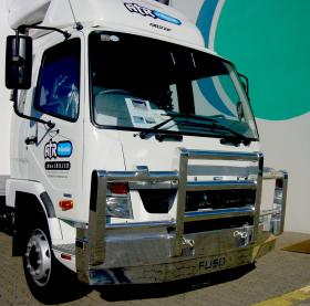 Fuso FighterFups Bullbar