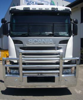Scania R480 Fups Hi-tensile Aluminium Bullbar