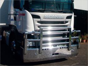 SCANIA R480 high tensile FUPS bullbar
