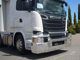 Scania R620 AEB Low Profile FUPS bull bar      #6