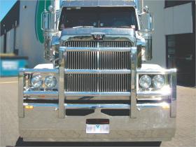 Western Star Custom FUPS bullbar 4800/4900