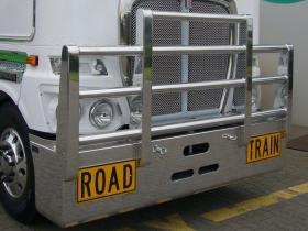 Kenworth K200 Fups Bullbar Road Train bull bar      #7