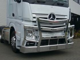 Mercedes Actros 2658 Fups Compatible Bullbar