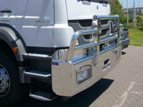 Mercedes Axor 2633 Factory fitted FUPS