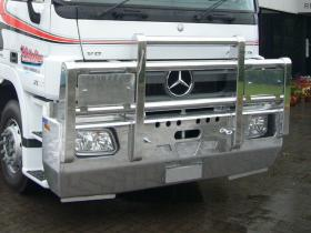 Mercedes Actros Fups Bullbar