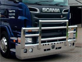 SCANIA R730 Cutom built FUPs bullbar