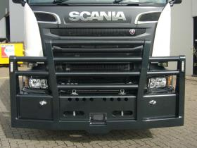 Scania R620 Logging Truck FUPS bull bar