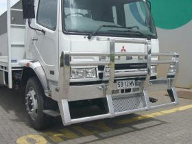 Fuso Fighter 1427, Narrow Cab Non Fups High Tensile Alloy Bulll Bar