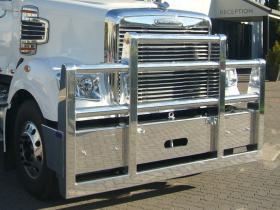 Freightliner Coronado Fups Bull bar       #4
