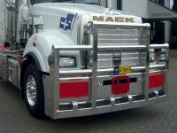 Mack Superliner Custom FUPS Road Train bull bar     #9