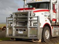 Mack Superliner hi-tensile aluminium FUPS bull bar    #14