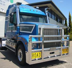 Iveco 7800 PowerStar Fups Road Train Bullbar       #1