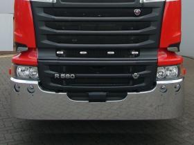 Scania R560 High Tensile Aluminium Fups Bumper     #5
