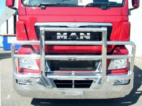 MAN Fups Custom Built Bullbar      #2